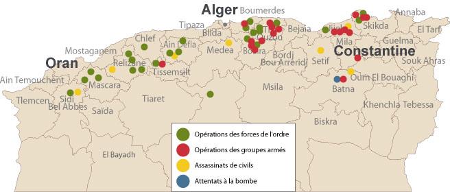 officiers libres algérie